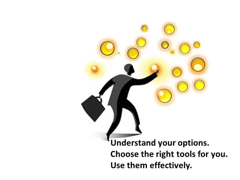 JenNext Understand Marketing and Tech Options. Choose Best for You. Use Effectively.