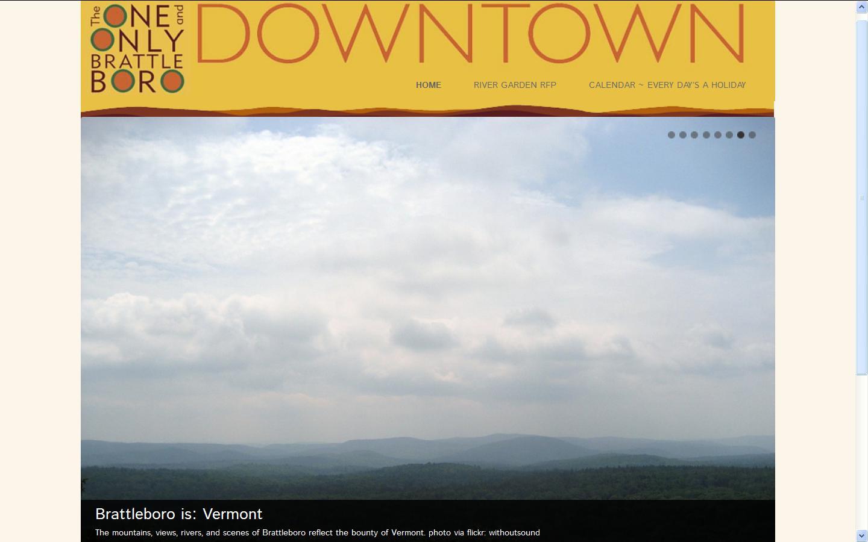 Brattleboro is: Vermont