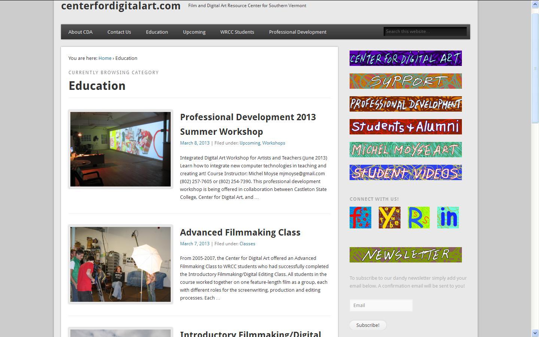 Center for Digital Art Education