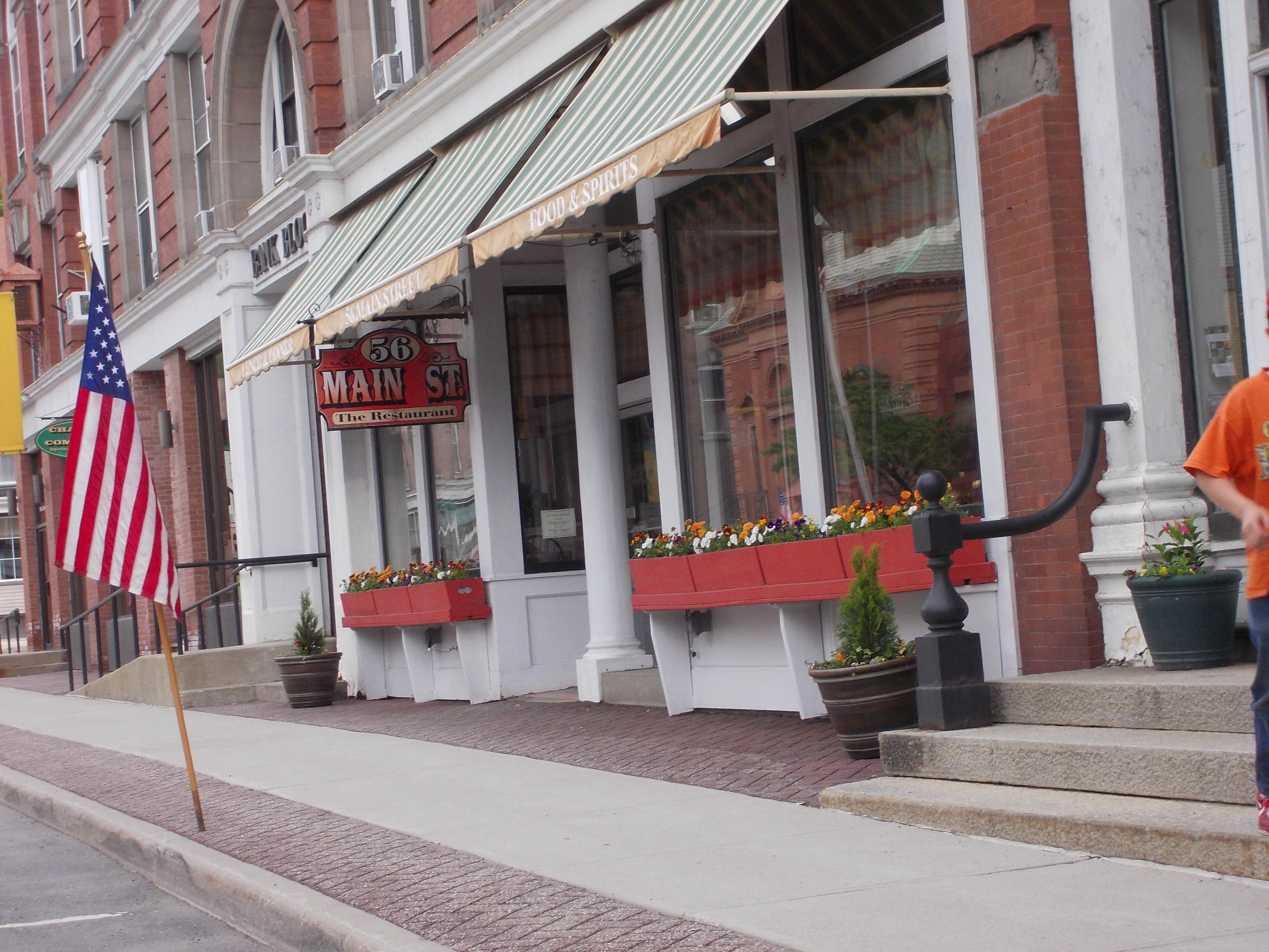 Main Street Springfield VT