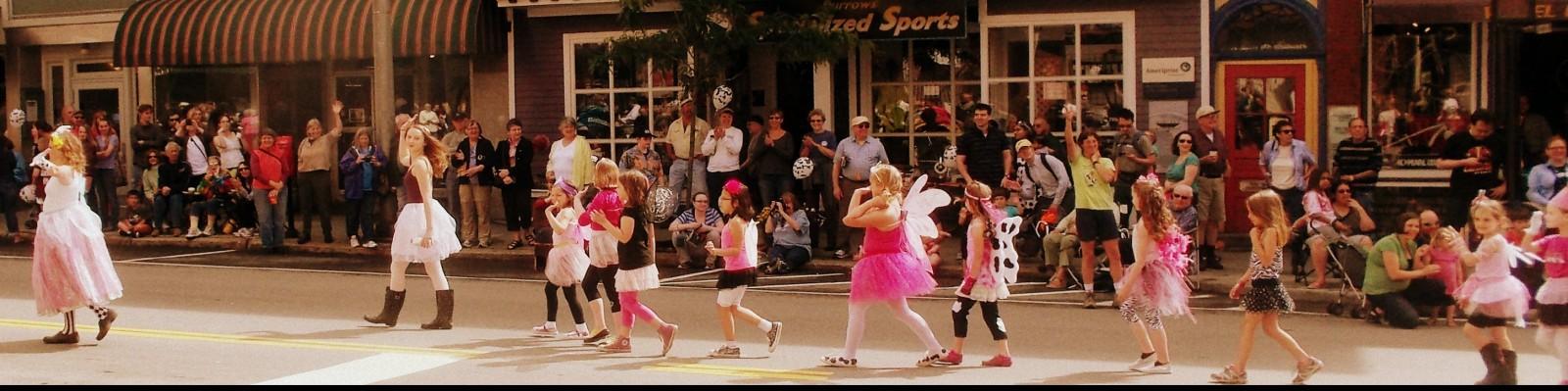 Small Town Parades